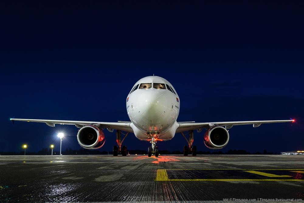 Air Serbia: новый рейс Киев-Белград!
