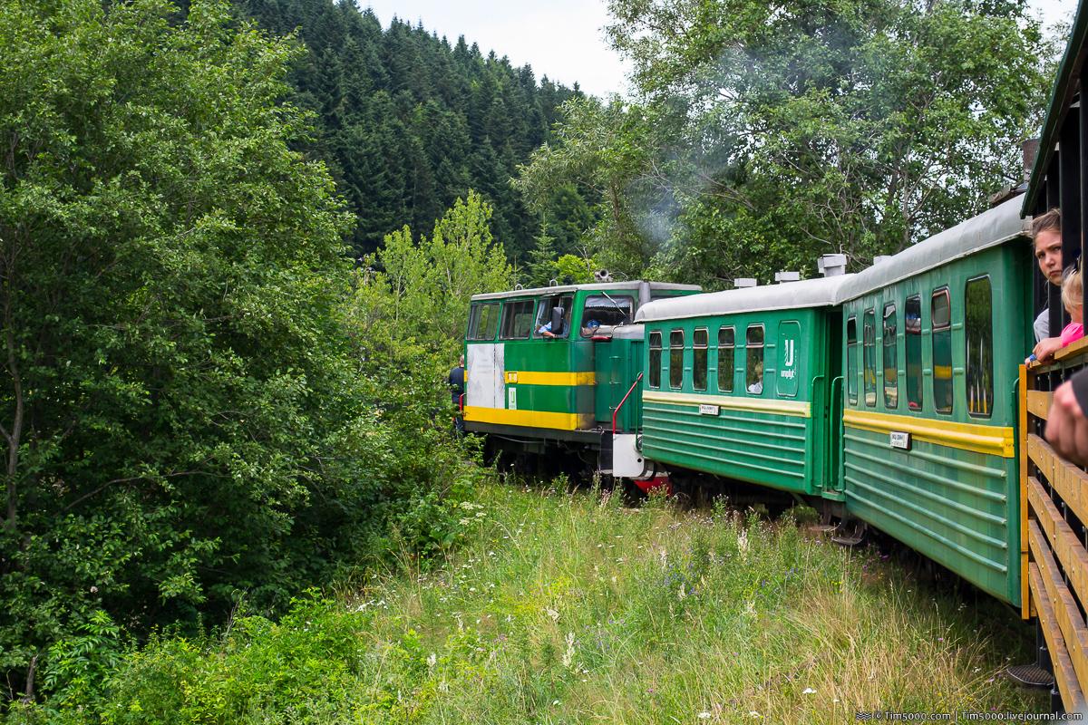 Карпатский Трамвай. Выгода